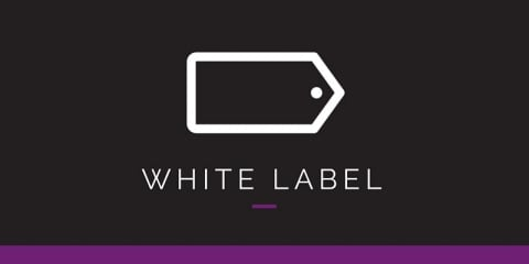 white label icon
