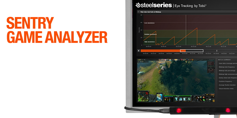 image of steelseries game analyzer
