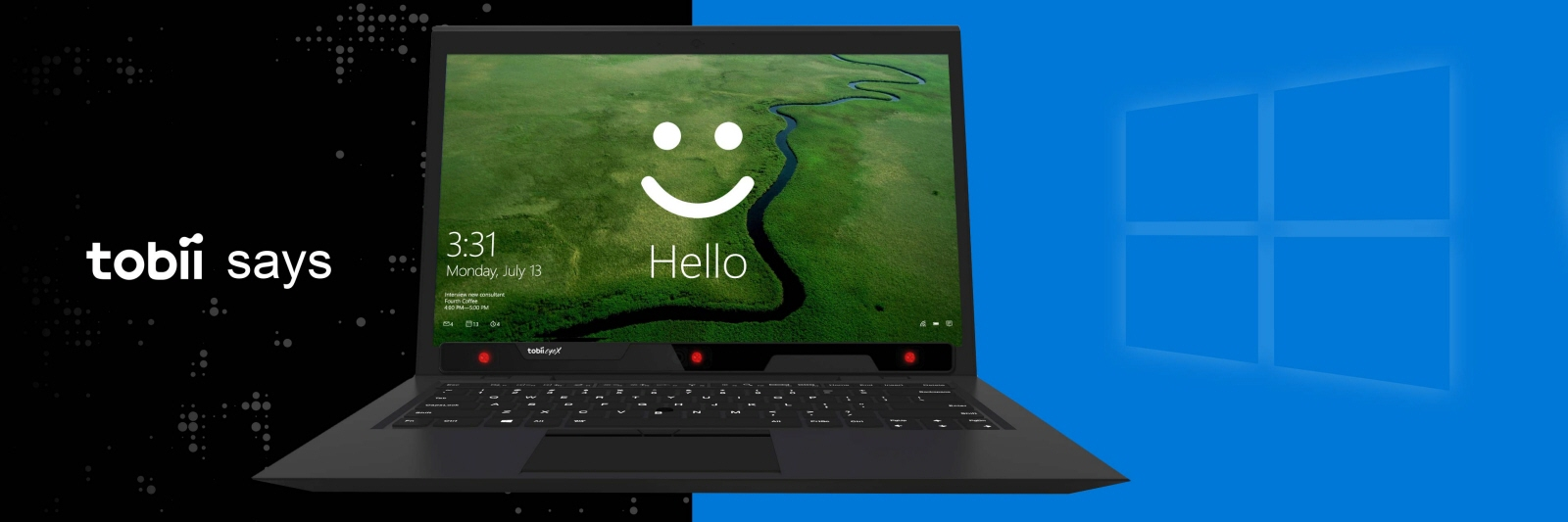 Tobii Windows Hello