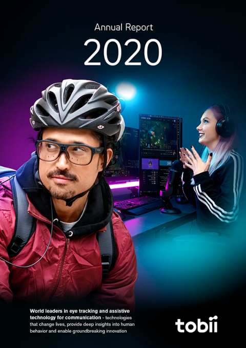 Annual Report 2021 Tobii
