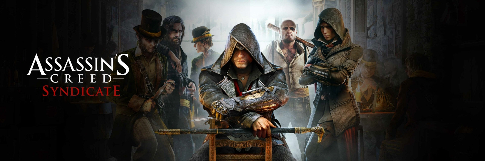 Be first to play to Assassin's Creed Syndicate with your eyes
